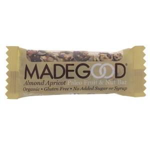 Made Good Almond Apricot  Paleo Fruit And Nut Bar 36g