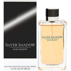 David Off Eau De Toilette Siver Shadow for Men 100ml