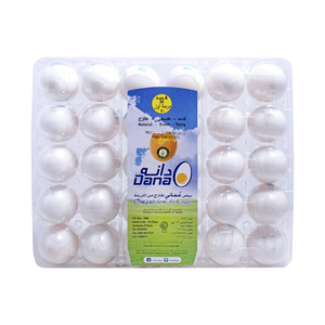 Dana Omani White Eggs Large 30pcs