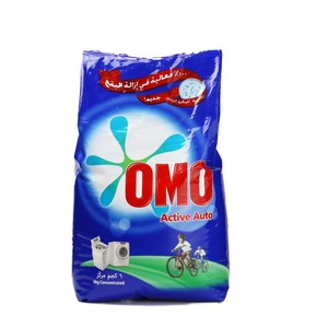 OMO Active Auto Fabric Cleaning Powder 6kg
