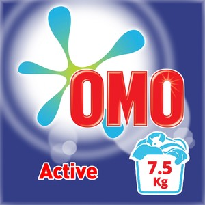 OMO Active Fabric Cleaning Powder 7.5kg