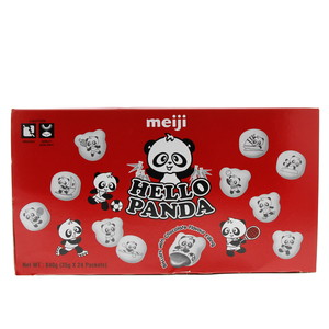 Meiji Hello Panda Chocolate Biscuits 35g