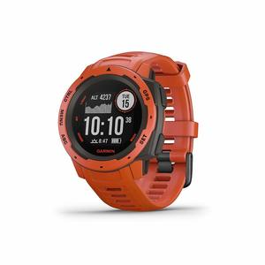 Garmin GPS Watch Instinct  Flame Red