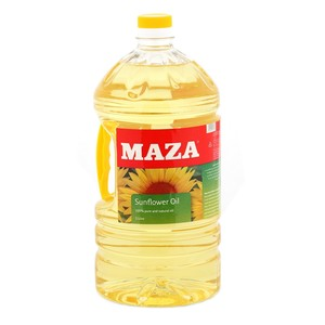 Maza Sunflower Oil 3Litre