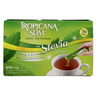 Tropicana Slim Calorie Free Sweetener With Stevia Stick Pack 50's