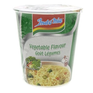 Indomie Instant Noodles Vegetable Flavour 60g