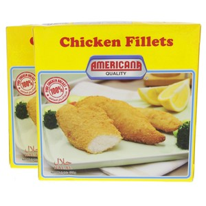 Americana Chicken Fillets 420g x 2pcs