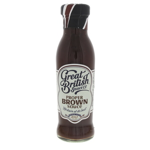 Great British Sauce Co Proper Brown Sauce 315g