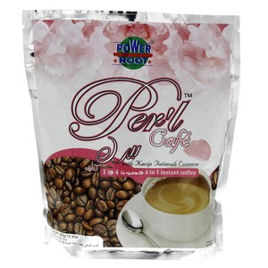 Power Root Perl Cafe 4 In 1 Instant Coffee 18 X 20Gm 360Gm