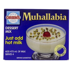 Greens Muhallabia Dessert Mix 85 Gm