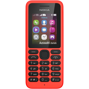 Nokia Featured Phone130 Dual Red