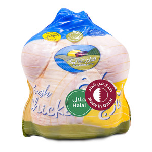 Mazzraty Fresh Whole Chicken 1.2kg