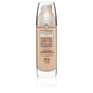 Maybelline Dream Satin Liquid Foundation Sand 30 30ml