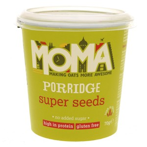 Moma Porridge Oats With Super Seeds 70g