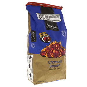 Essential Everyday Charcoal Briquets Ridge Charcoal 3.49kg