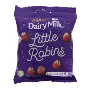 Cadbury Dairy Milk Little Robins Chocolate 93g