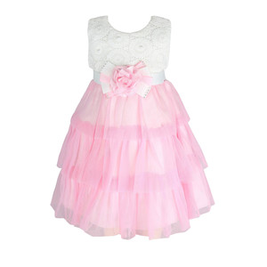Cortigiani Infant Girls Party Frock 0718-IFR-32